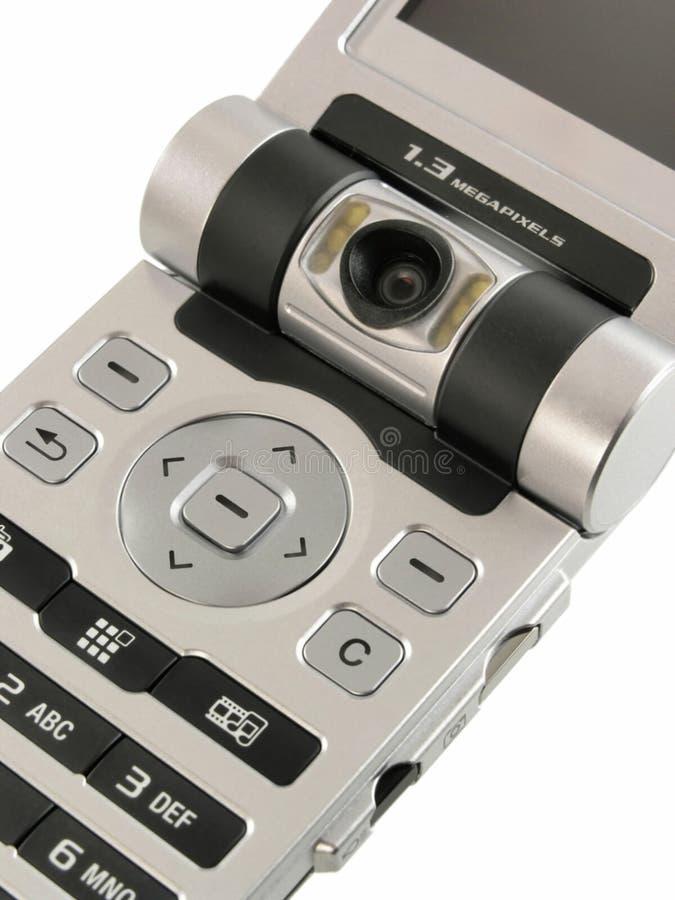 Appareil-photo de téléphone portable photographie stock
