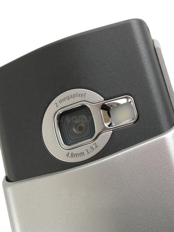 Appareil-photo de téléphone portable image stock