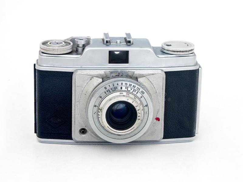 Appareil-photo de vintage photo stock