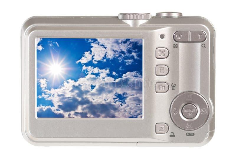 appareil-photo digital image libre de droits