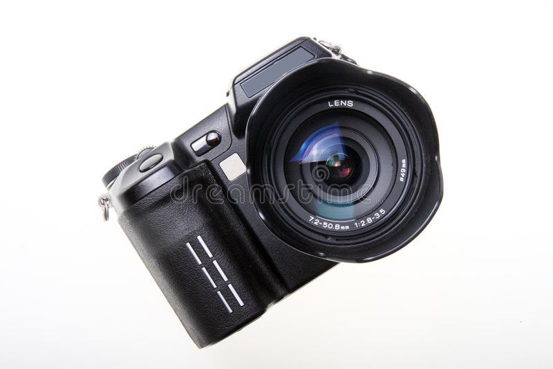 appareil-photo digital photographie stock libre de droits