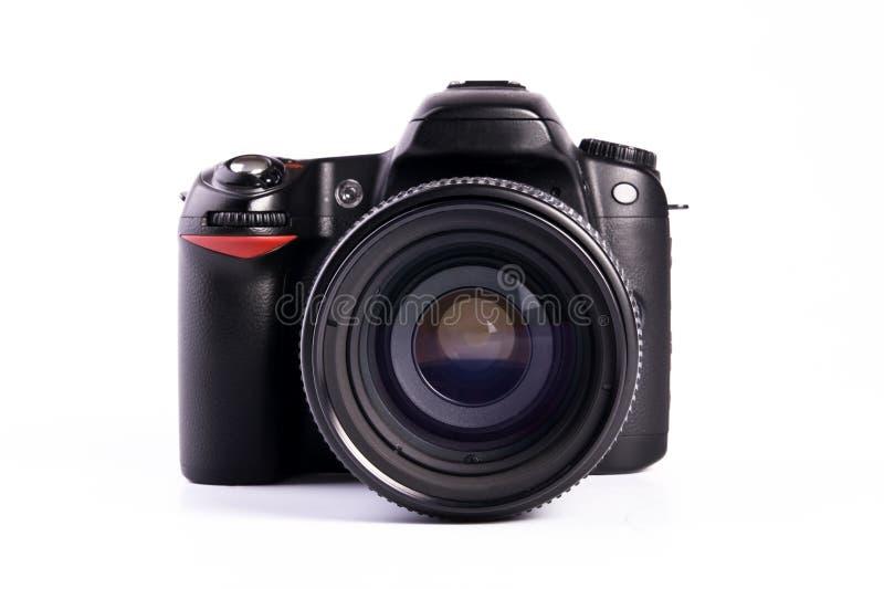 Appareil-photo digital moderne de SLR images libres de droits
