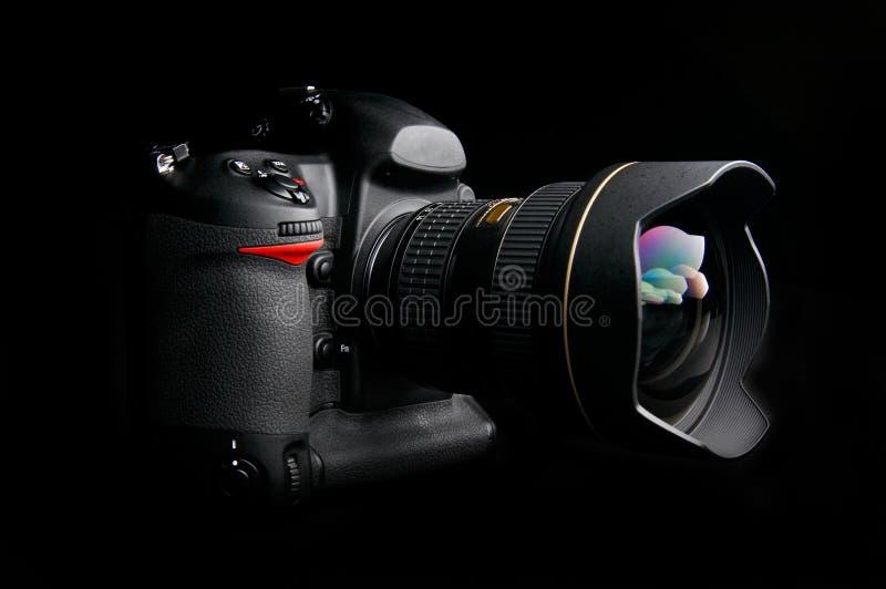 Appareil-photo digital professionnel de photo photo stock