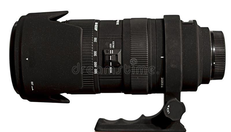 Appareil-photo Lense images stock