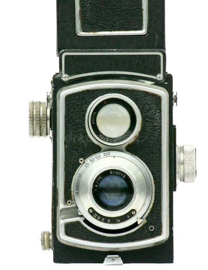 Appareil-photo manuel de photo photographie stock