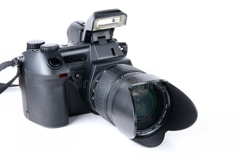 Appareil photo numérique images libres de droits