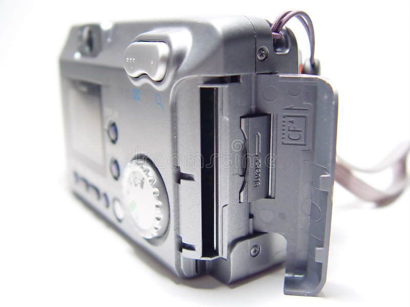 Appareil photo numérique compact images stock