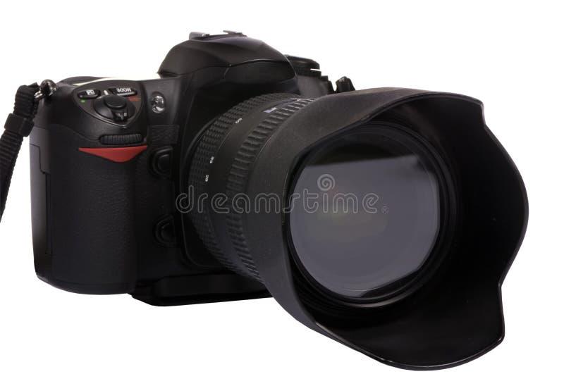 Appareil photo numérique DSLR 3 image libre de droits