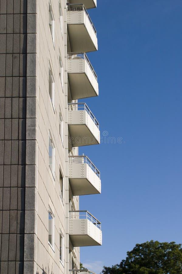 Appartamenti 4 fotografia stock libera da diritti