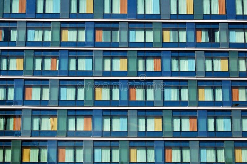 Appartamenti di Helsinki immagine stock