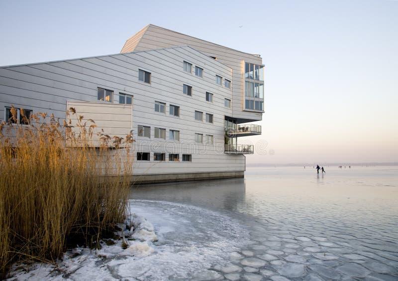Appartamenti moderni immagine stock immagine di olanda for Appartamenti moderni foto
