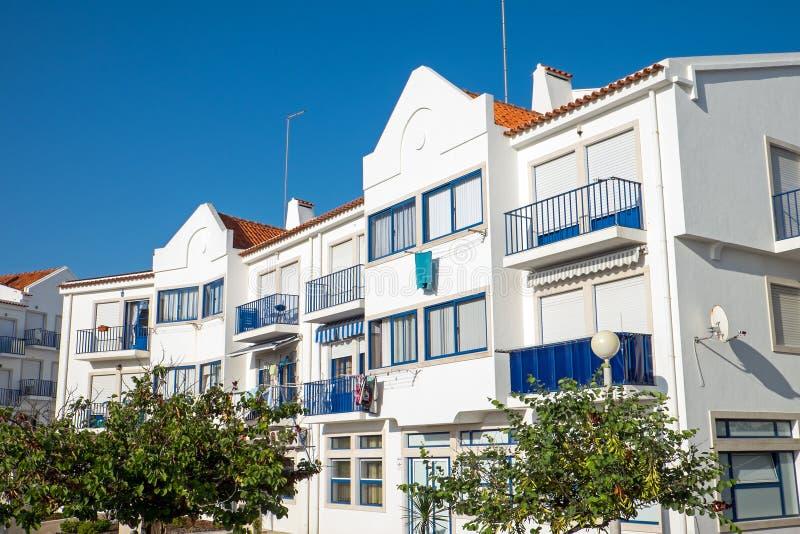 Appartamenti turistici nel Portogallo immagine stock libera da diritti