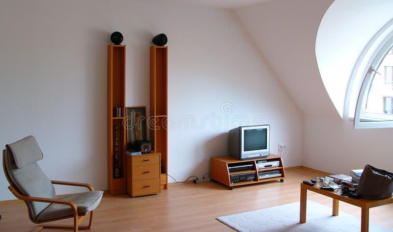 Appartamento 1 fotografia stock libera da diritti