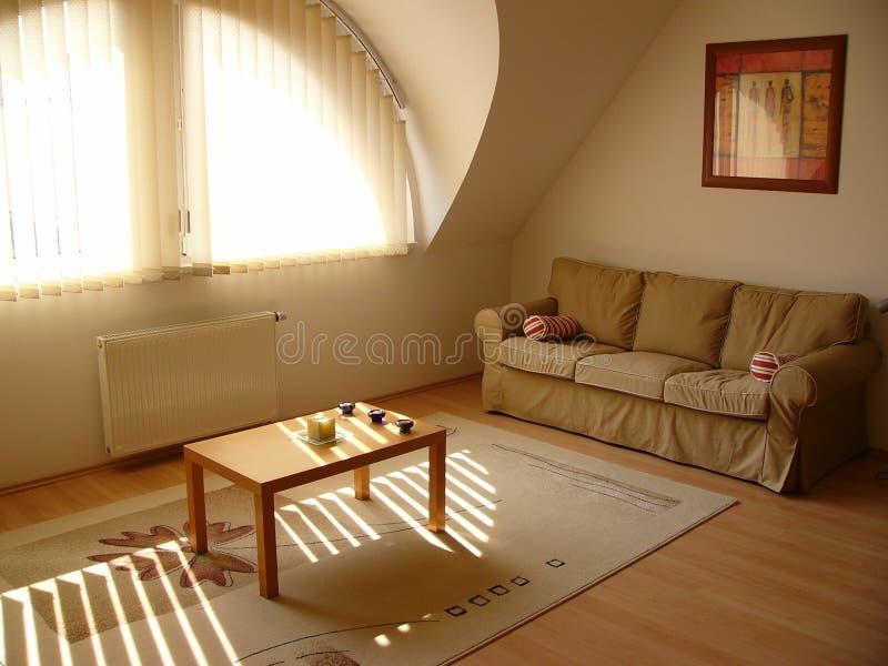 Appartamento 5 fotografie stock