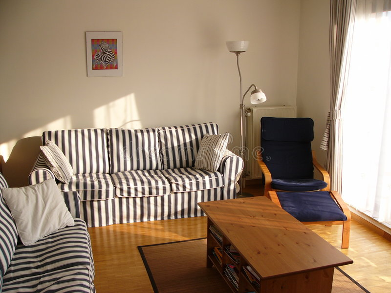 Appartamento 7 fotografia stock