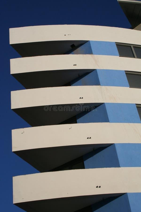 Appartamento di art deco fotografia stock libera da diritti