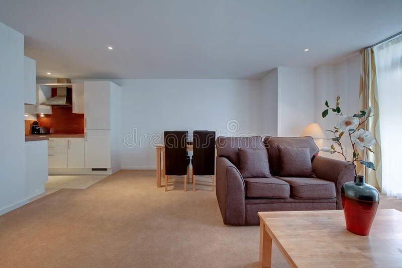 Appartement photo stock