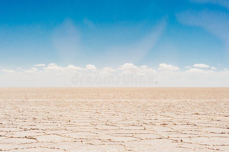 Appartement de sel d'Uyuni - Salar de Uyuni - le plus grand appartement du sel du monde photo libre de droits