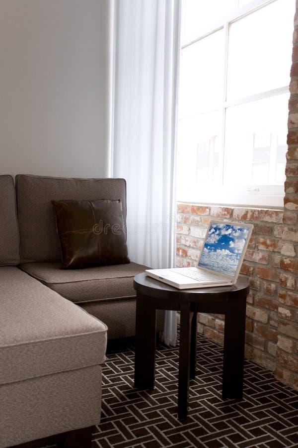 Appartement de studio image libre de droits
