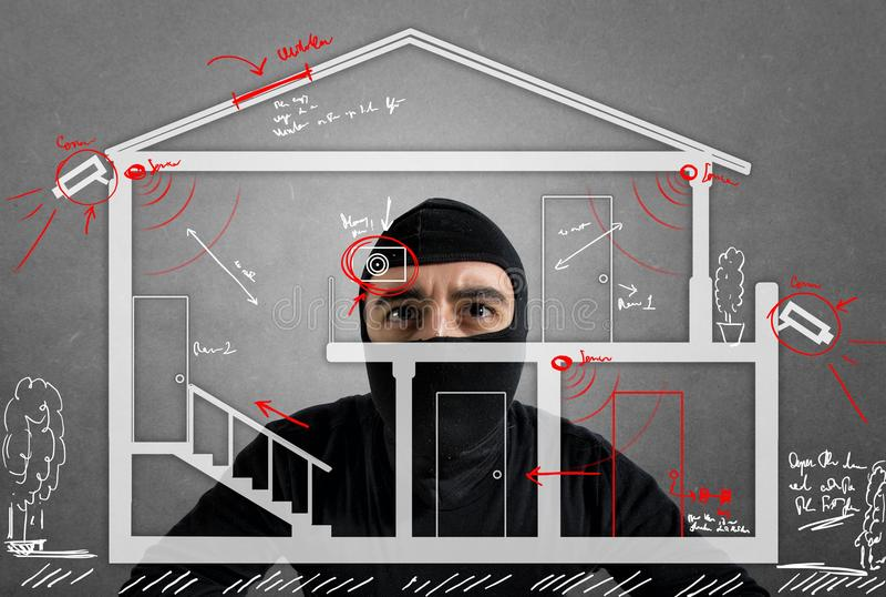 Appartement de voleur