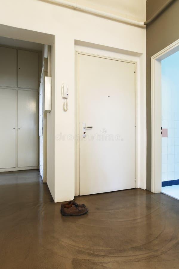 Appartement gentil remis en état photos libres de droits
