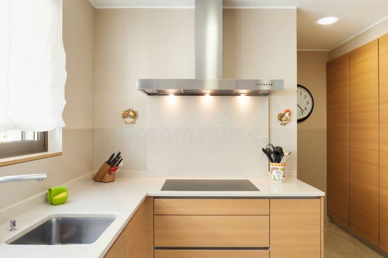 Appartement Meublé, Cuisine Moderne Photo stock - Image du ...