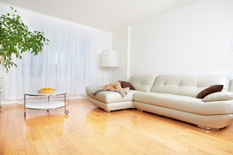 Appartement moderne photographie stock libre de droits