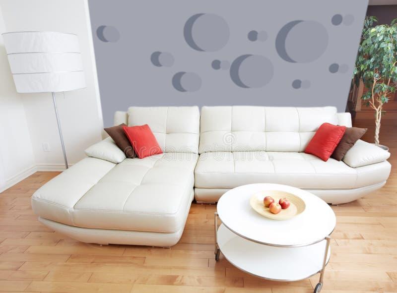 Appartement moderne images libres de droits