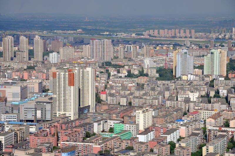 Appartement moderne de Shenyang, Chine images libres de droits