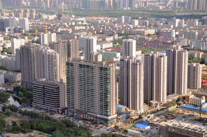 Appartement moderne de Shenyang, Chine photographie stock libre de droits