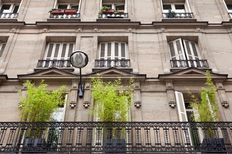 Appartement parisien photos libres de droits