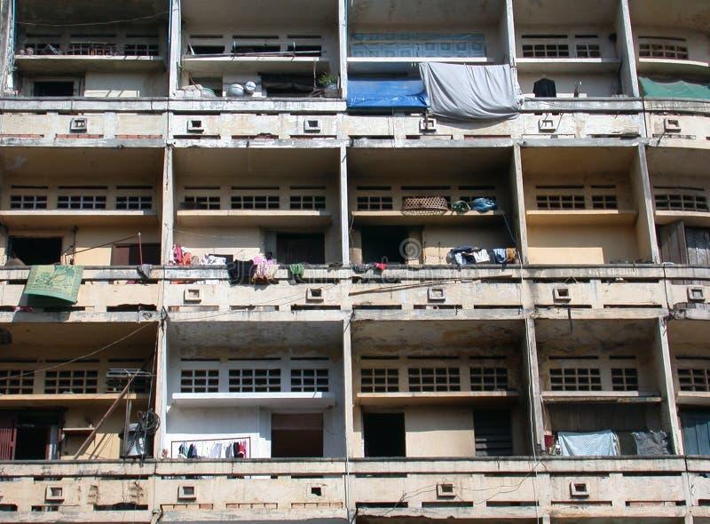 Appartements à Phnom Penh 2 images stock