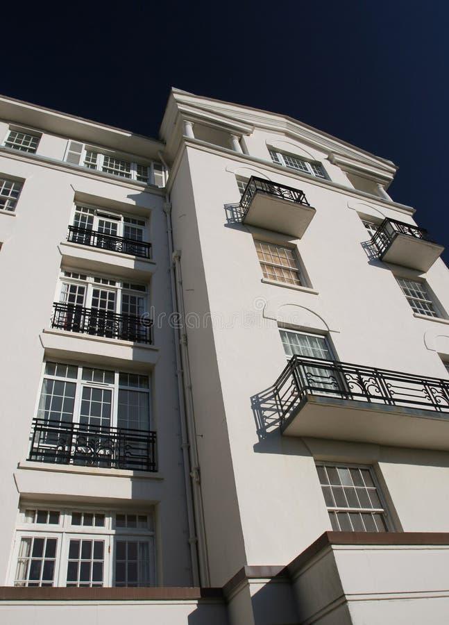Appartements élégants photographie stock