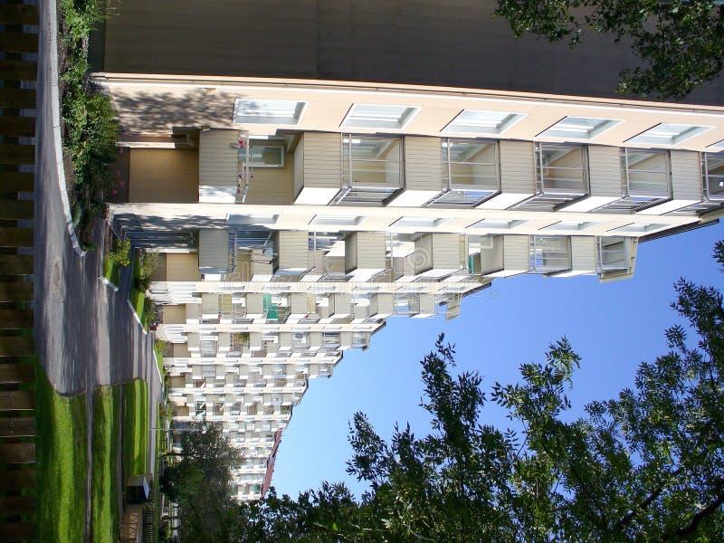 Appartements image libre de droits