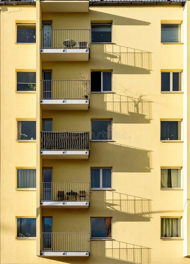 Appartements Berlin Germany images libres de droits