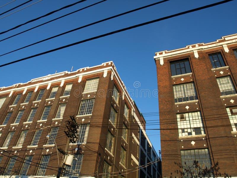 Appartements de grenier photos stock