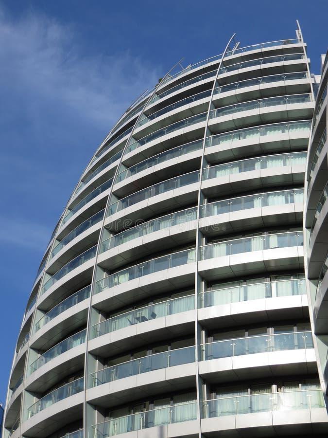 Appartements De Londres Photo stock