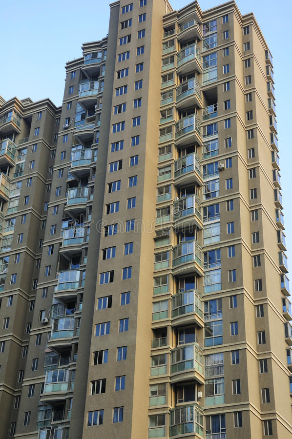 Appartements de Shaoxing Chine photos stock