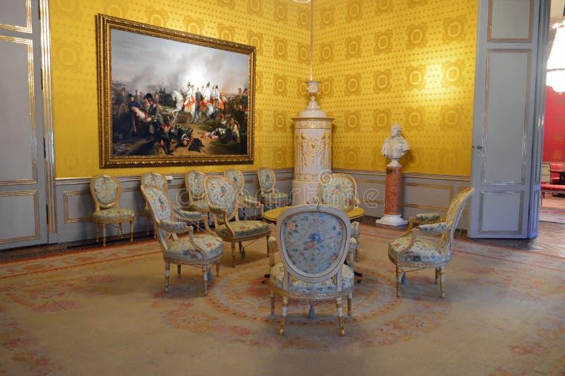 Appartements impériaux chez Albertina Vienna Austria photos libres de droits