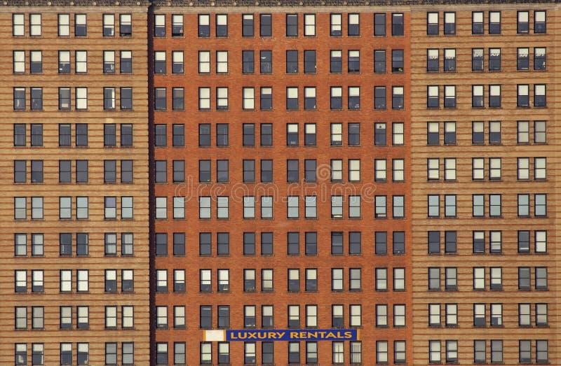 Appartements pour le loyer, images libres de droits