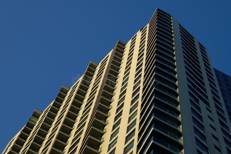Appartements vers le haut photographie stock
