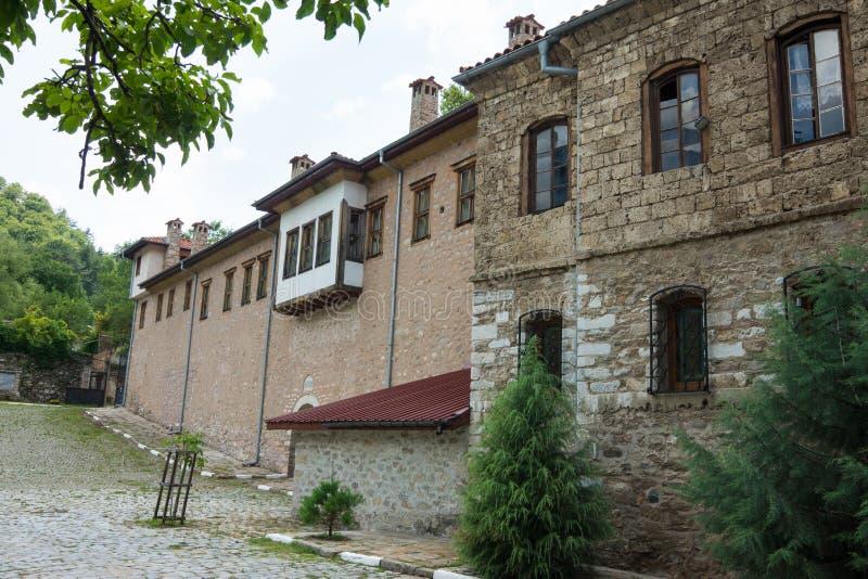Appearance Bachkovski monastery stock photos