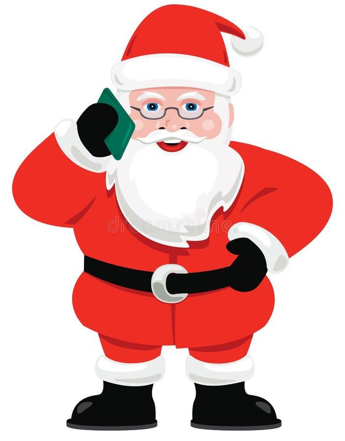 appel Santa illustration stock