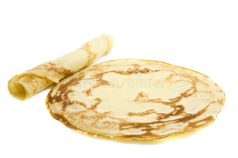 Appena pancake immagine stock libera da diritti