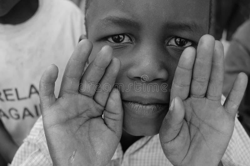 Appena un bambino fotografia stock libera da diritti