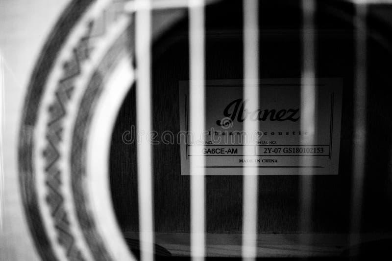 Appena una marca famosa di intruments fotografia stock libera da diritti