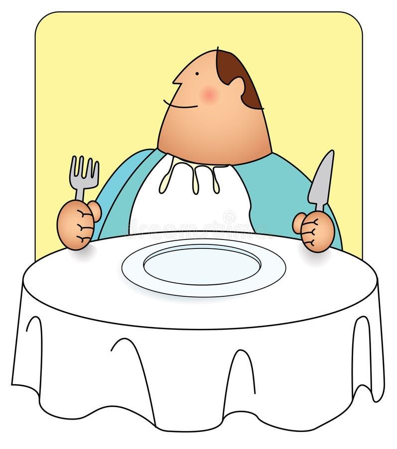 Appetito illustrazione vettoriale
