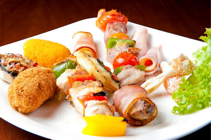 Download Appetizer stock photo. Image of homemade, cooking, food - 18863850