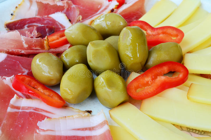 Download Appetizer stock photo. Image of cheese, mediterranean - 33586526