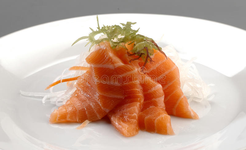 Appetizer sashimi royalty free stock photos